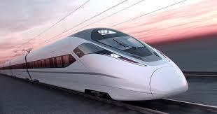 High Speed Rail graphic